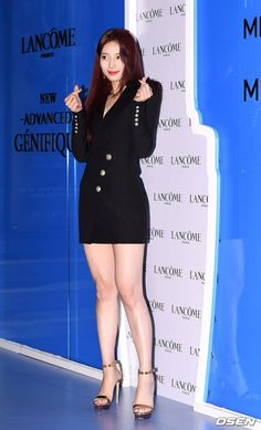 Instyle Magazine, Cosmopolitan Magazine, Miss A Suzy, Pretty Korean Girls, Bae Suzy, Korean Actresses, Beautiful Asian Women, Girls Generation, Sexy Legs