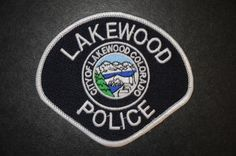 Lakewood Police Patch, Jefferson County, Colorado (Current Issue)