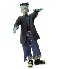 Halloween Disfraz casero para niño