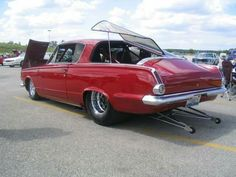Barracuda, interesting rear window treatment...