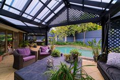 I told the owners of this house that can't believe they'd be wanting to sell. Well there's a time for everything it seems. #realestate #sydney #Australia #NewSouthWales #luxury #property #house #seat #patio #sofa #modern #garden #furniture #photography #Canon #samyang #architecture #chair #wood #family #pool #backyard #window #room