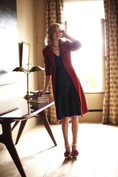 Braid coat - Katherine Hooker