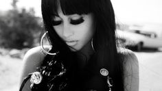 Perfection is Natalia Kills Natalia Kills, Get Up, Hoop Earrings, Black And White, Pictures, Inspiration, Beautiful, Jewelry, Music