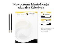 Nowoczesna identyfikacja wizualna Kelerbran. #migomedia