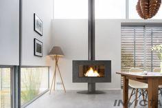 Poêle-cheminée Akan