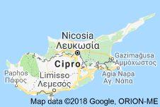 Mappa di: Cipro