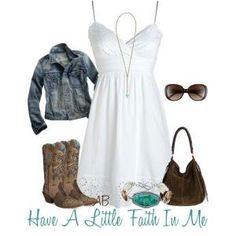 brad paisley concert outfit?? by Megs Jeffery Young