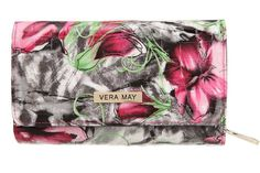Vera May Spring 2015 leather wallet