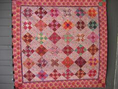 Nifty Quilts: Red!