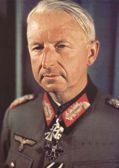 Erich von Manstein attained the rank of Field Marshal during World War 2 where in his successful leadership, German armed forces achieved victory in the battles of Sevastopol, Kerch, Perekop Isthmus and Kharkov in the Soviet Union. Post-war he was a military adviser to the West German government.
