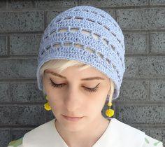 Ravelry: Bluebell Cloche pattern by chloeheartsowls