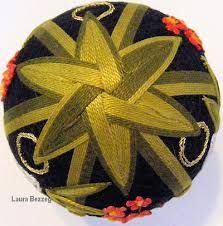 Image result for Temari patterns and instructions