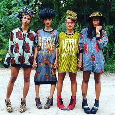 Afro Punk. #afro #wax J'adore.