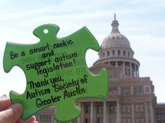 Autism Society of Greater Austin   Improving the Lives of All Affected by Autism