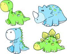Cute Dinos