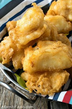 Crispy on the outside, tender and flaky on the inside - you'll love our Tempura Fish Nuggets! Fish Dishes, Seafood Dishes, Seafood Recipes, Cooking Recipes, Seafood Stew, Cooking Ideas, Main Dishes, Chicken Recipes, Salads