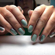Köröm tervezése itt! ♥ Fénykép ♥ Videó ♥ Manikűr órák VK Love Nails, How To Do Nails, Fun Nails, Fingernail Designs, Nail Games, Perfect Nails, Short Nails, Trendy Nails, Nail Tech