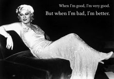11 of the Sassiest Things Mae West Ever Said