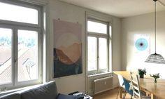 Helles und zentrales WG Zimmer in St. Gallen zu vermieten.