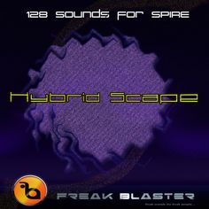 'Hybrid Scape for Spire' brings you 128 presets for Spire including hybrid style basses, nasty leads, driving plucks, atmospheric and evolving pads, tempo sync sequences, sci-fi sfx and drum sounds.