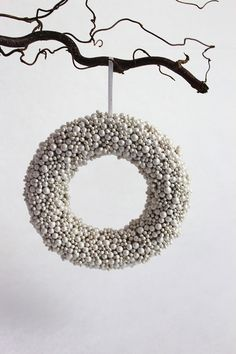 """Kranz """"Pearl"""" Winter Wonderland, Crochet Earrings, Pearls, Jewelry, Fashion, Moda, Jewlery, Bijoux, Fashion Styles"""