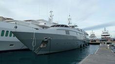 Blue Ice by Baglietto    yacht
