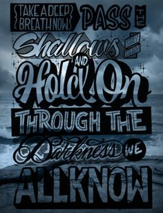 The Amity Affliction- Flowerbomb