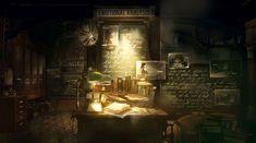 theomeganerd:  BioShock Infinite ~ Concept Artwork Set 1