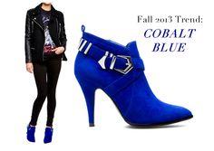 Shoe Dazzle Daria Blue