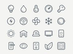 20 Free Icon Sets For Minimalistic Designs