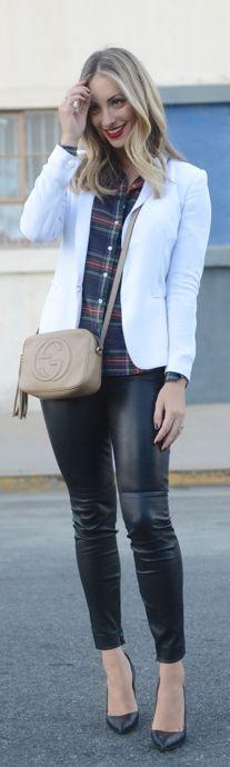 #Leathered #Legs