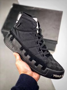 245fa435f21 ADIDAS Y-3 Yamamoto Kaiwa Chunky Sneakers