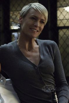 Robin Wright Claire Underwood House of Cards S02E10 Chapter 23