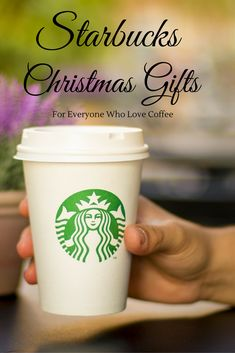 Celebrate the holidays with Starbucks holiday gift sets they would enjoy and appreciate you for.