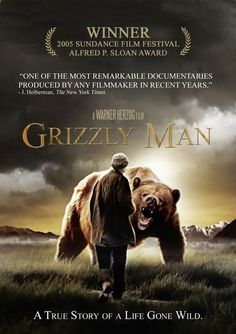 Grizzly Man Movie Posterm