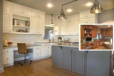 Kitchen:Awesome Painting Kitchen Cabinets Do You Paint Inside Also Painting  Kitchen Cabinets Dark Bottom