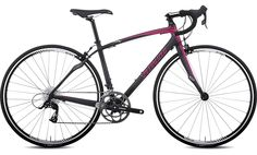 Maybe Someday... Carbon Frame Specialized, in Magenta and Grey, Awesome.