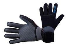 Sealtek Black Gloves 5 MM