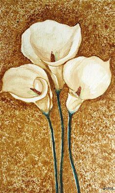 Coffee Drawing, Coffee Painting, Coffee Art, Painting Art, Happy Flowers, Summer Flowers, Pretty Flowers, Corner Deco, Peach Water