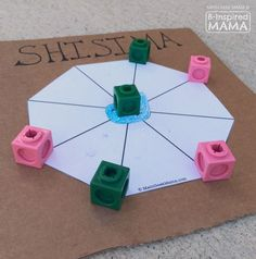 Looking for a cool math game for some summer learning? Throw in some multicultural learning, too, with this free printable math game - Shisima from Kenya. Printable Math Games, Fun Math Games, Preschool Activities, Geometry Activities, Steam Activities, Free Printable, Math Tutor, Teaching Math, Maths