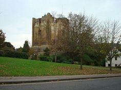 Castillos medievales en Surrey