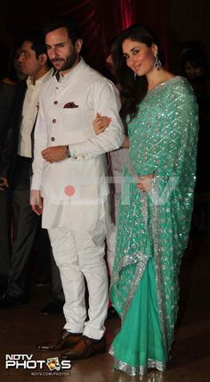 Saif Ali Khan's Nehru jacket always makes him look dapper *heart*