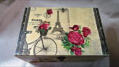 Album Vintage, Decoupage Tutorial, Diva Nails, Shabby, Toddler Art, Diy Recycle, Chalk Paint, Sewing Crafts, Stencils