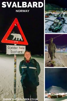 First off, where is Svalbard? That is a question I get asked quite often and often I just say it's near the North Pole. Well, it is kinda when looking at a map. That's how far up in the world Svalbard is. This is my guide on what to do while checking out Svalbard. #Norway #Arctic #Svalbard #Spitsbergen #Europe #winter Europe Travel Tips, European Travel, Svalbard Norway, Longyearbyen, Polar Night, Norway Travel, Pub Crawl, Travel Reviews, Arctic