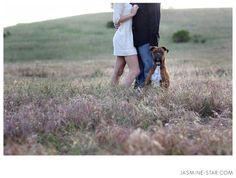 Orange County Engagement : Shannon+Bill  Jasmine Star