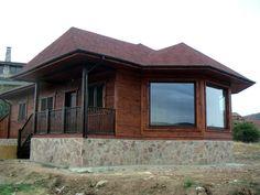 Bonita casa de madera en 100 m2 planta unica http://tocarmadera.com/casas-de-madera-madrid-imagenes/casas-de-madera-fotos/casas-de-madera-24.jpg