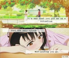 Nisekoi the feels in this show is so real yet I only just began to know that