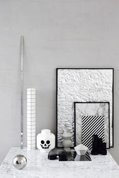 Styling for Ferm Living - emmas designblogg ... AAAAHHH! Lego head is AWESOME