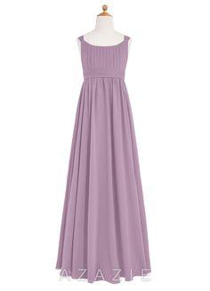 Azazie Tiana Junior Bridesmaid Dress | Azazie