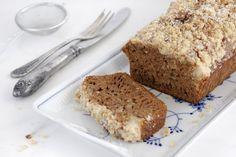 עוגיו.נט: עוגת דבש, קפה ואגוזי פקאן
